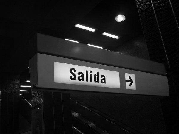 Metro de Santiago - Original de Enredando.cl