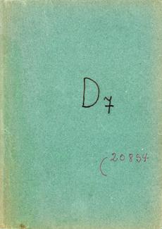 D7, de Juan Borchers